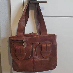 Chloe brown shoulder bag